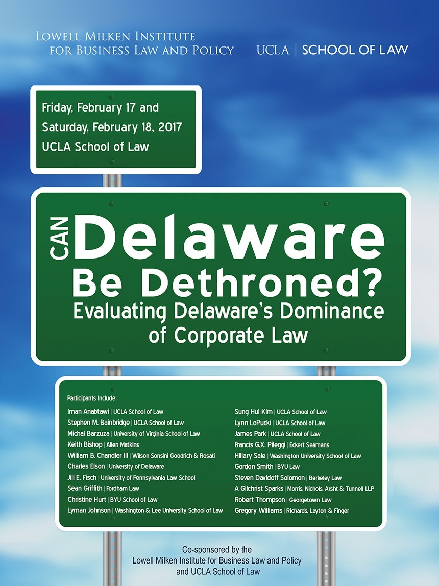 Delaware Dethroned