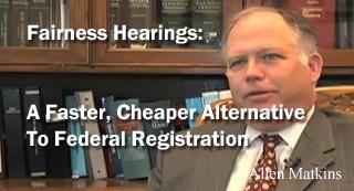 Video - Fairness Hearings