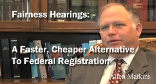 Video - Fairness Hearings